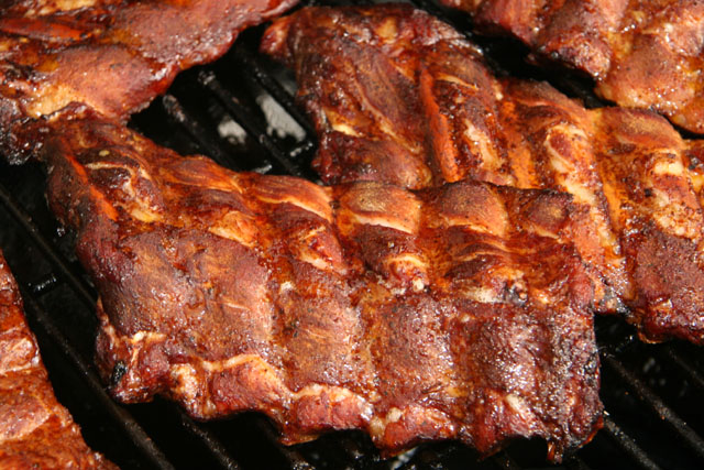 Spareribs Gasgrill Outdoorchef : Painmakers best ribs