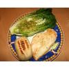Hähnchenbrust mit Grillsalat